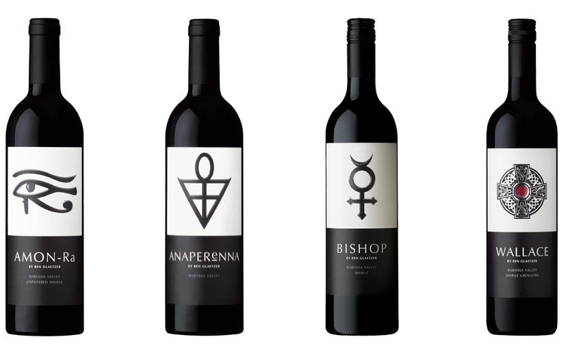 澳大利亚红酒创意设计