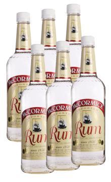 【作废】40度美国进口洋酒麦克美朗姆酒750ml*6瓶